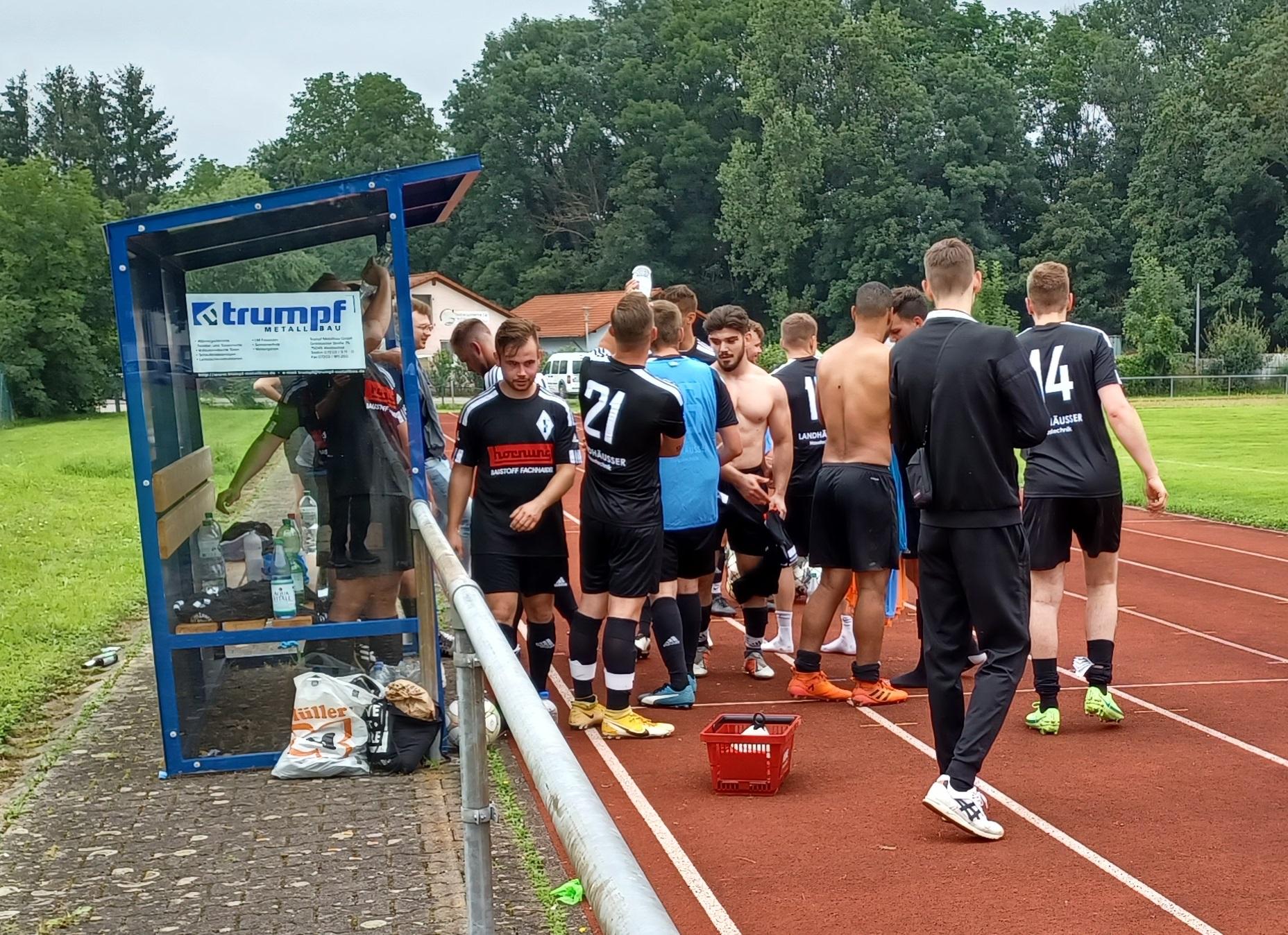 SV Gondelheim 2 - FCG  4:2 (2:1)