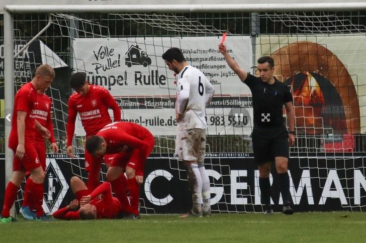 FCG - VFR Gommersdorf 2:5 (1:1)