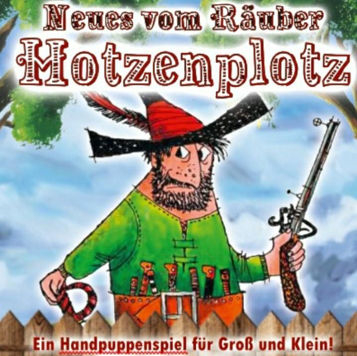 "Open-Air-Puppentheater ""Neues vom Räuber Hotzenplotz"""
