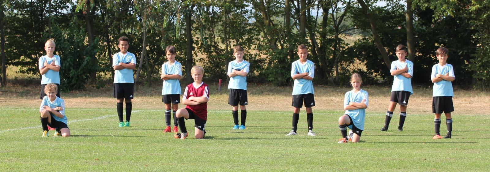Training mit den 2010ern des FCG