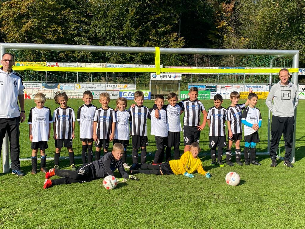 3. Spieltag der F-Jugend in Hochstetten
