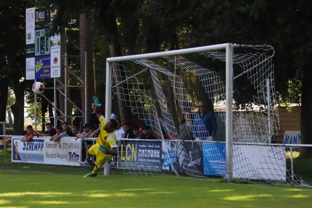FCG - VFR Mannheim 1:1 (1:1)