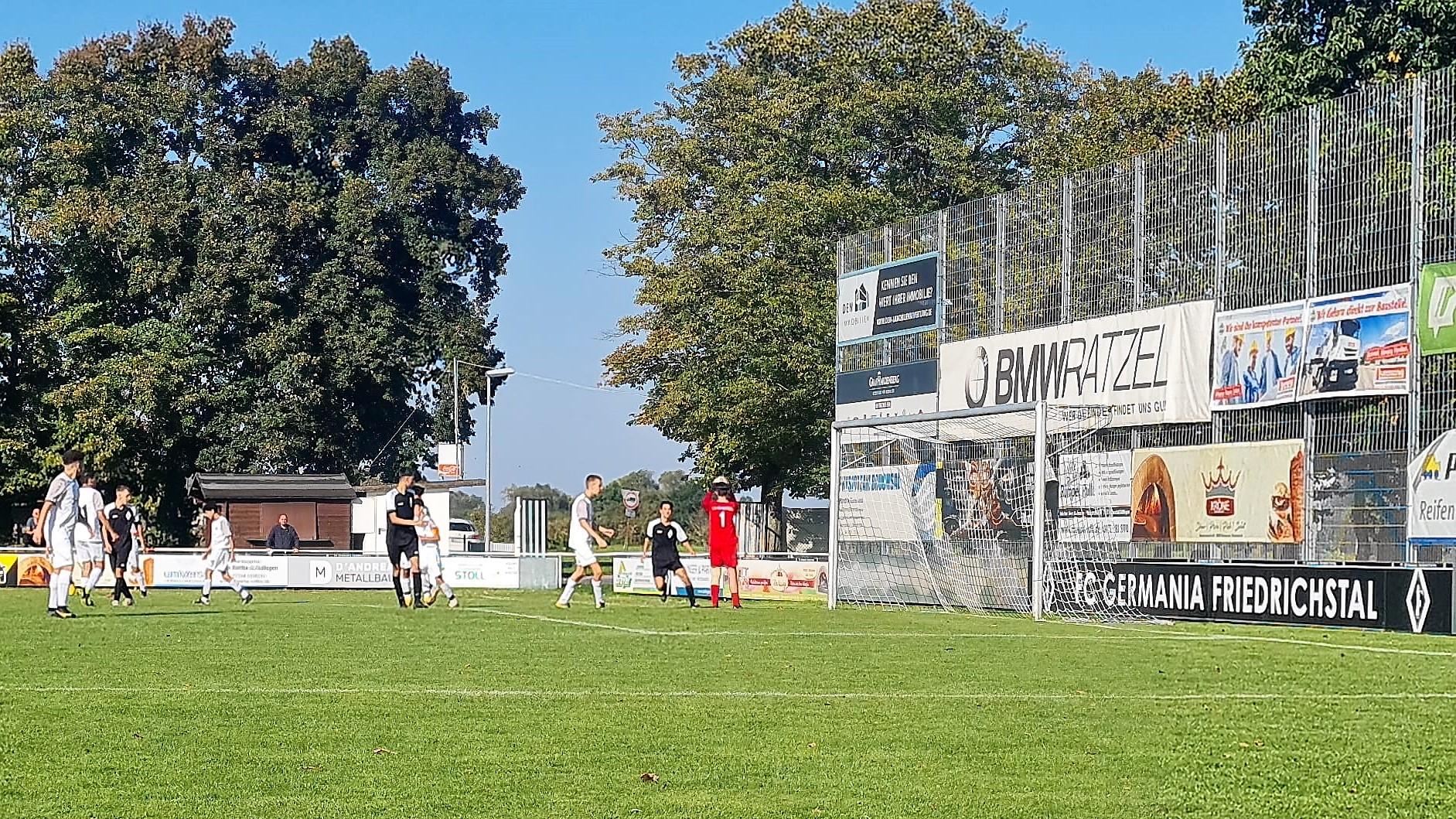 U17 - 6:0 Erfolg gegen Niefern