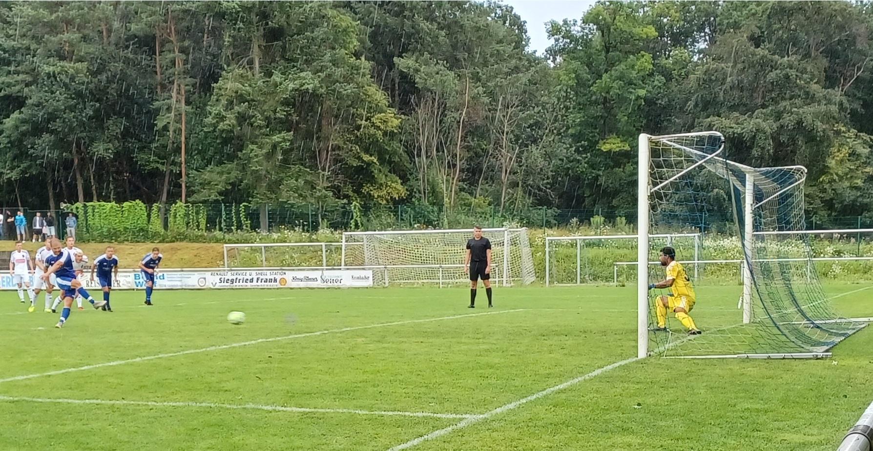 1. FC Ersingen - FCG 0:2 (0:1)