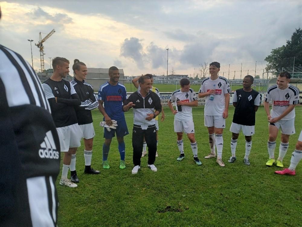 FV Fortuna Kirchfeld - FCG 1:3 (0:3)