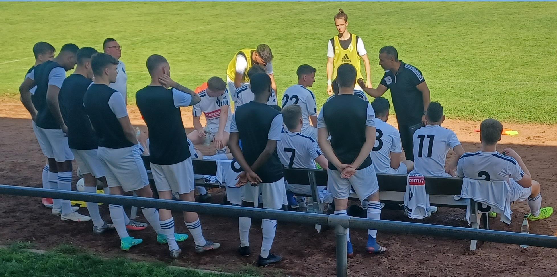FCA Walldorf - FCG 6:0 (4:0)