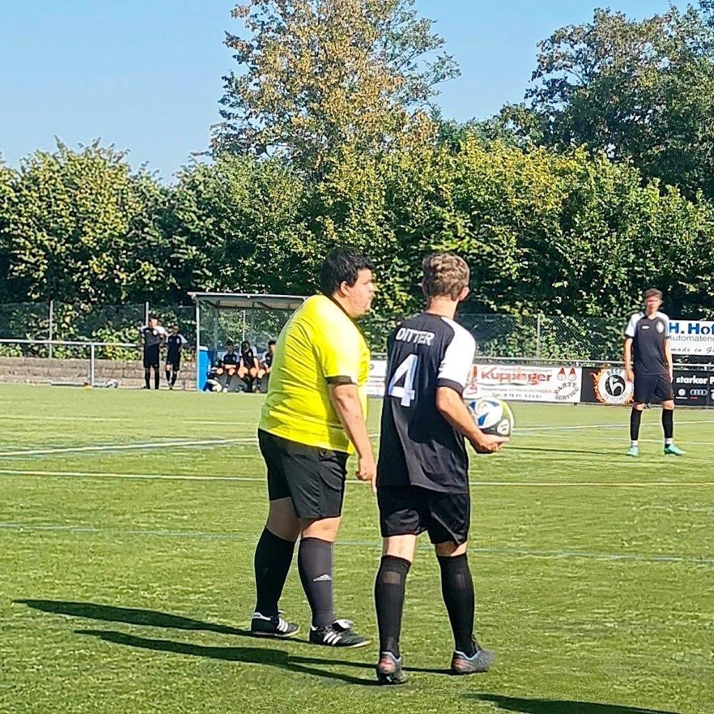 U17 - 2. Auswärtssieg in Büchenbronn