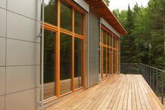 WH - Isolation façades extérieures MOB - Finalisé PassivHaus standard