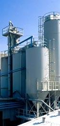 Otavi Minerals - L'usine de moussage du verre de recyclage