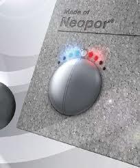 La technologie Neopor® sous forme de billes