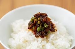 ぶどう山椒食べる辣油