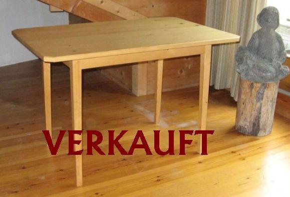 Tisch Biedermeier Tannenholz