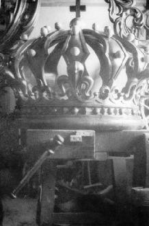 Orgel - Krone für Ruswil