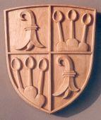 Wappen für Bischof Koch (heute Kardinal)