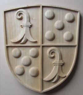 Wappen vom Bischof Felix Gmür