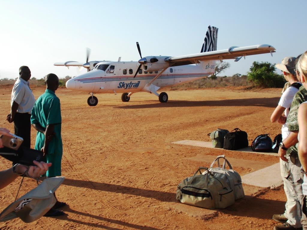 Eine Flugsafari ist besonders aufregend