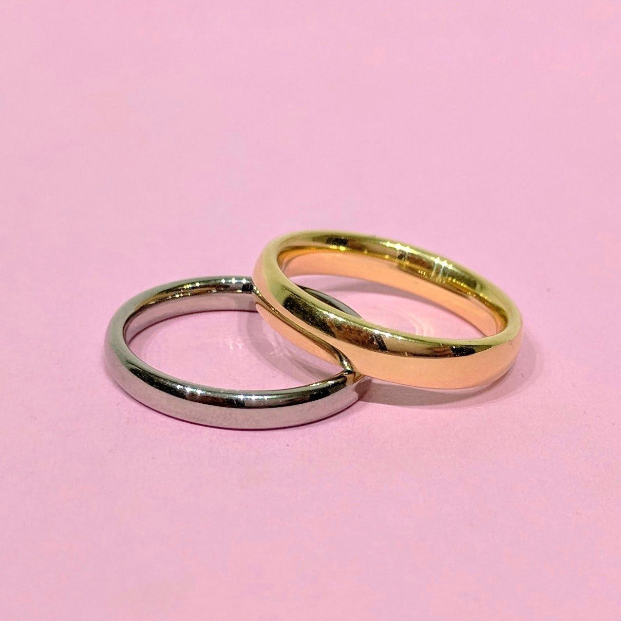 wedding rings - schmuck und illustrationen aus weimar
