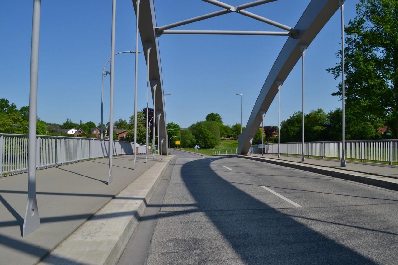 Brücke in Berkenthin (© Lea Hamdorf)