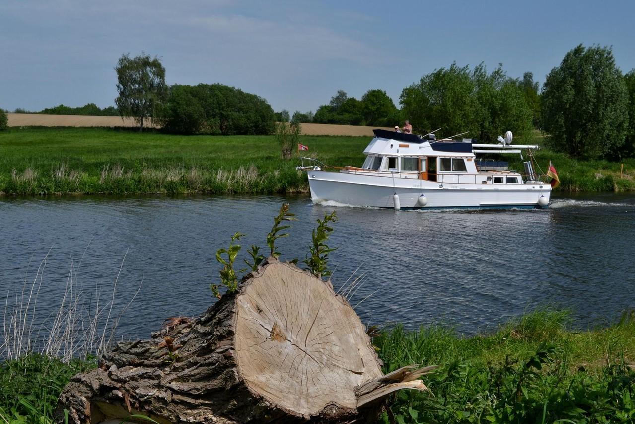 Elbe-Lübeck-Kanal (© Lea Hamdorf)