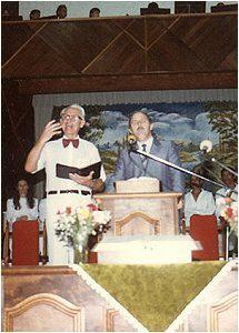 Predigt mit Adolf Schnegelsberg