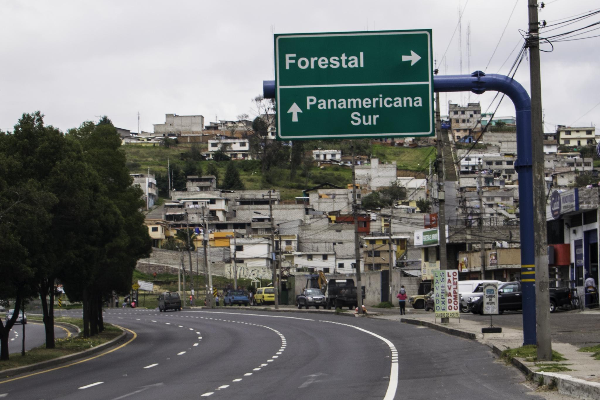 Lange haben wir von der berühmten Panamericana geträumt....