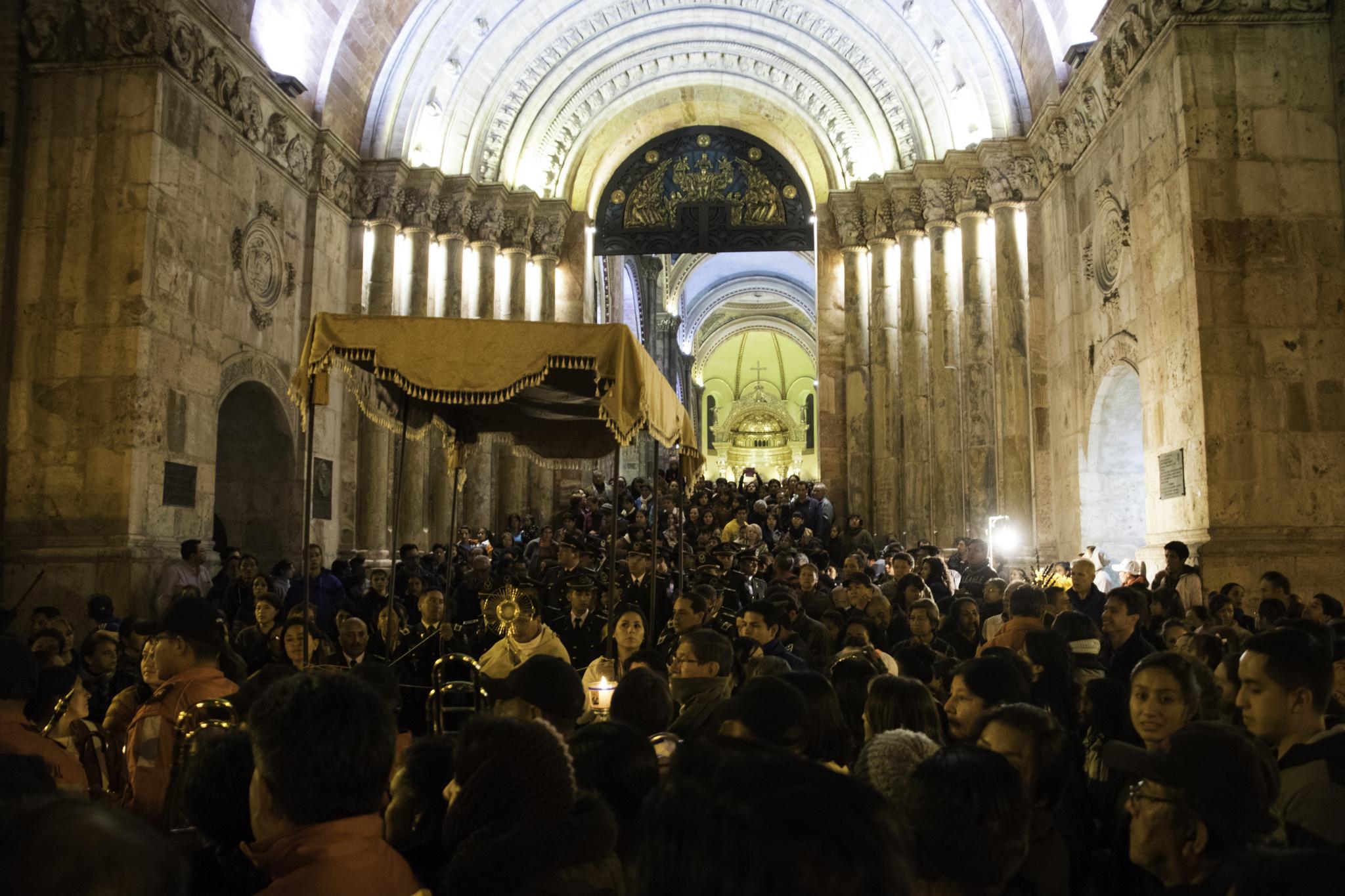 Corpus-Christi-Prozession