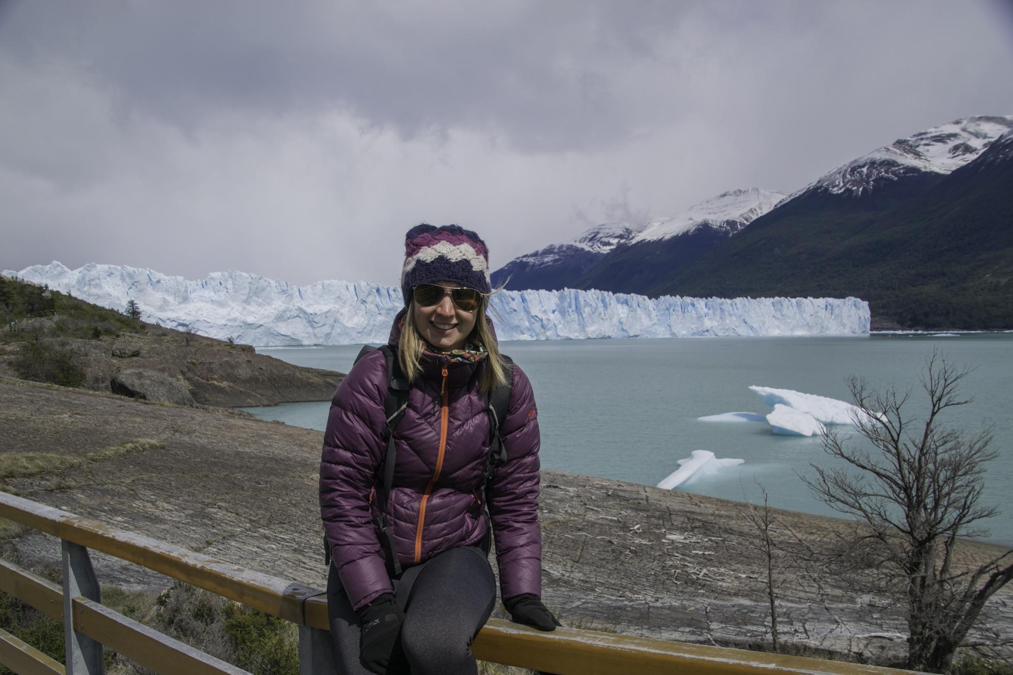 Besuch beim Perito Moreno