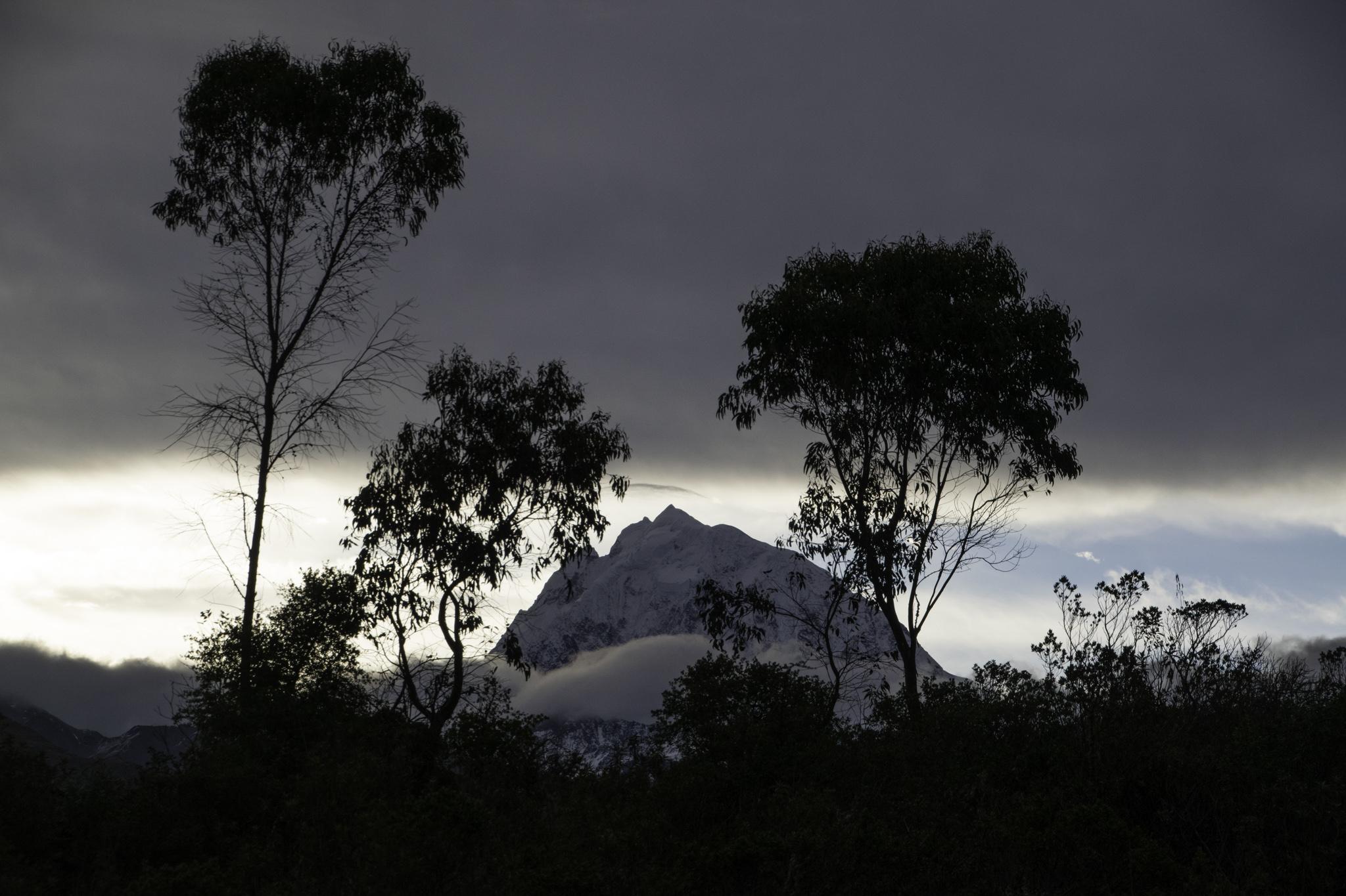 Bergspitze des Salcantay (6271 m.ü.M.)