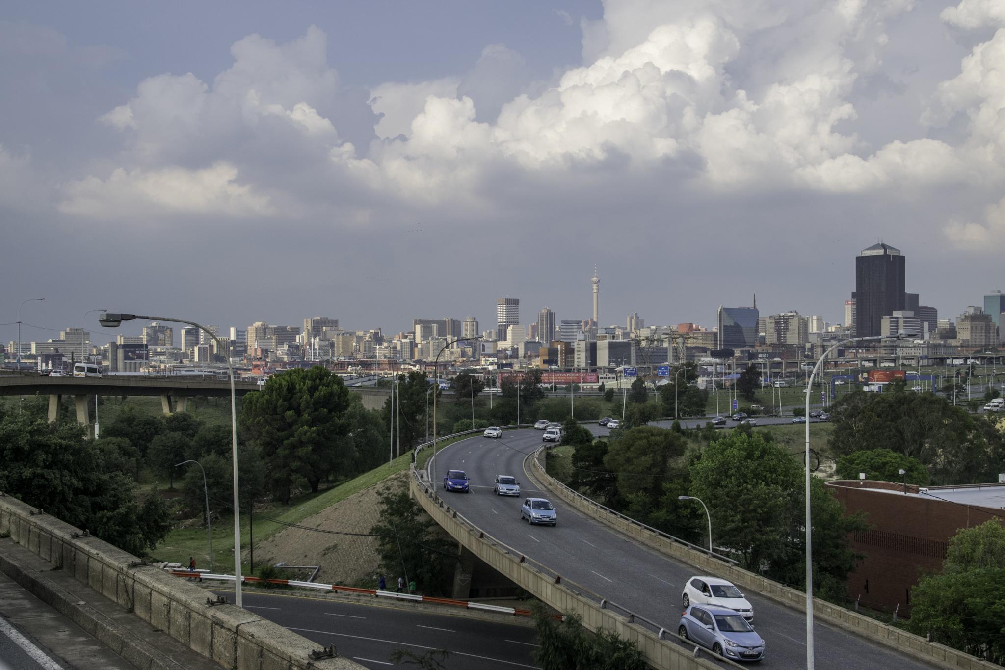 Johannesburg, die Stadt des Goldes