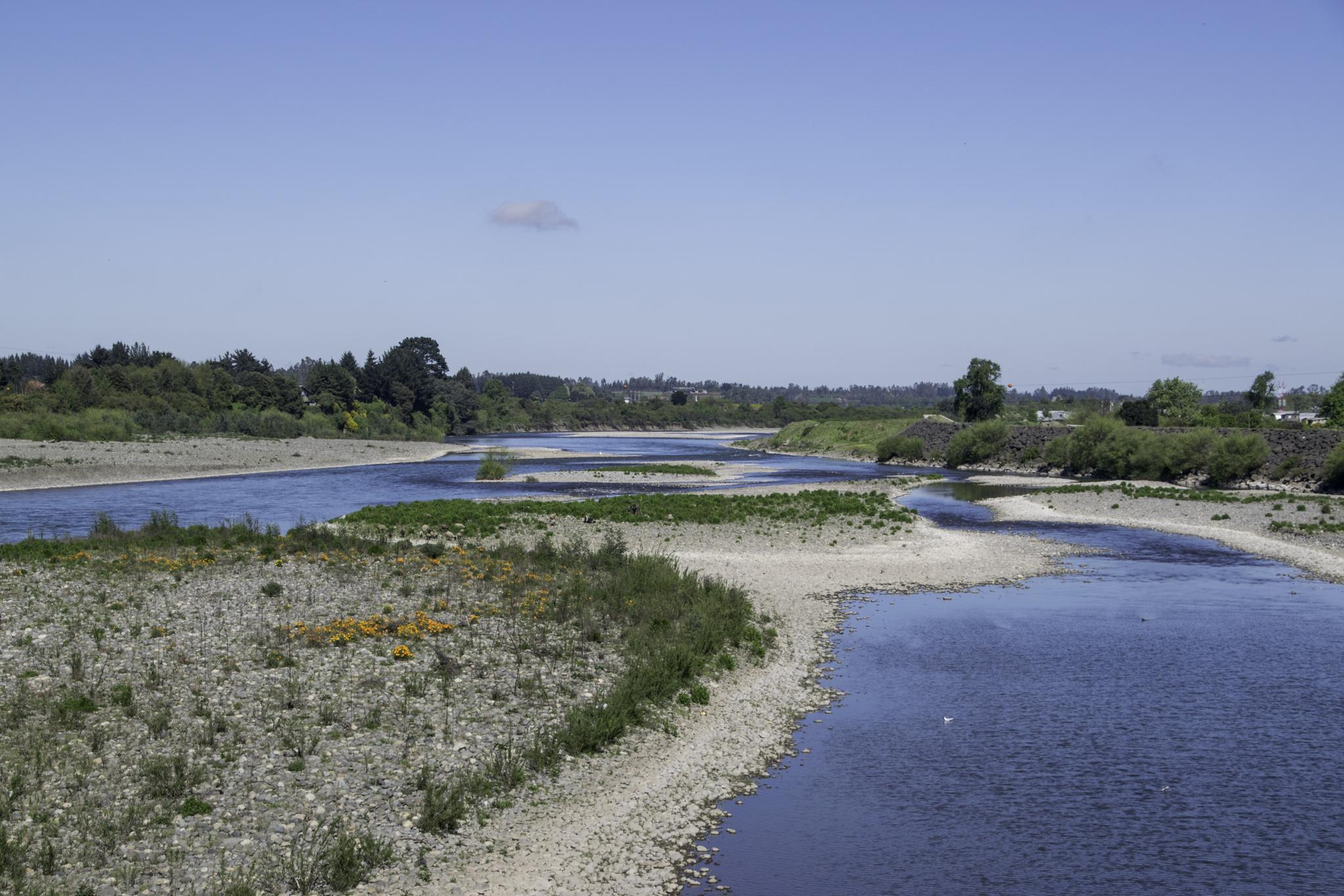 Unterwegs in der Fluss- und Seenregion