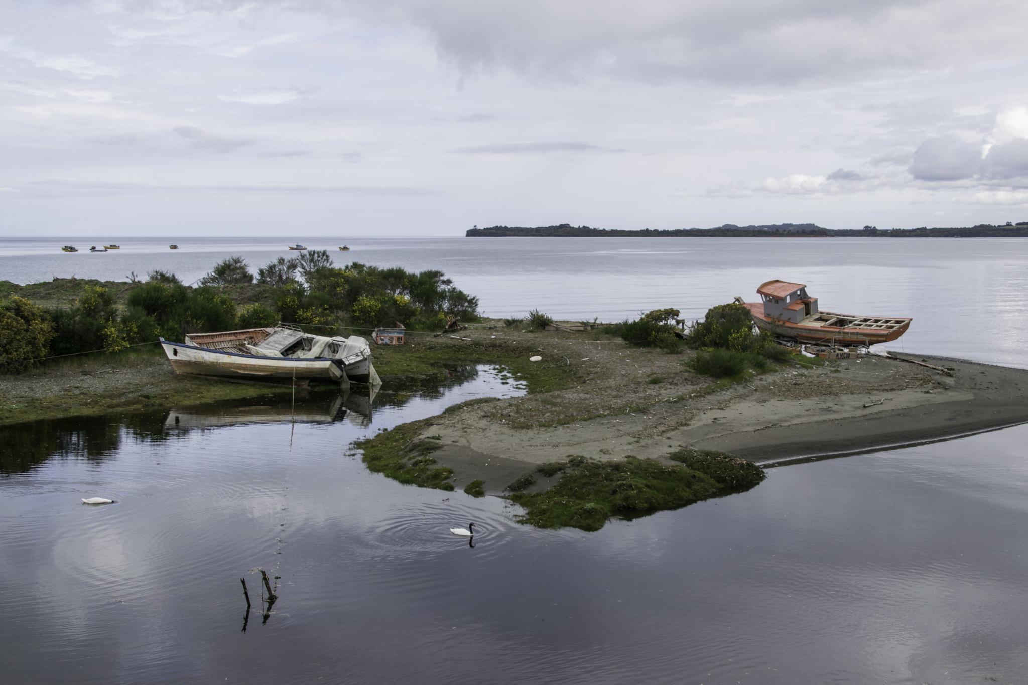 Die Küste Chiloés