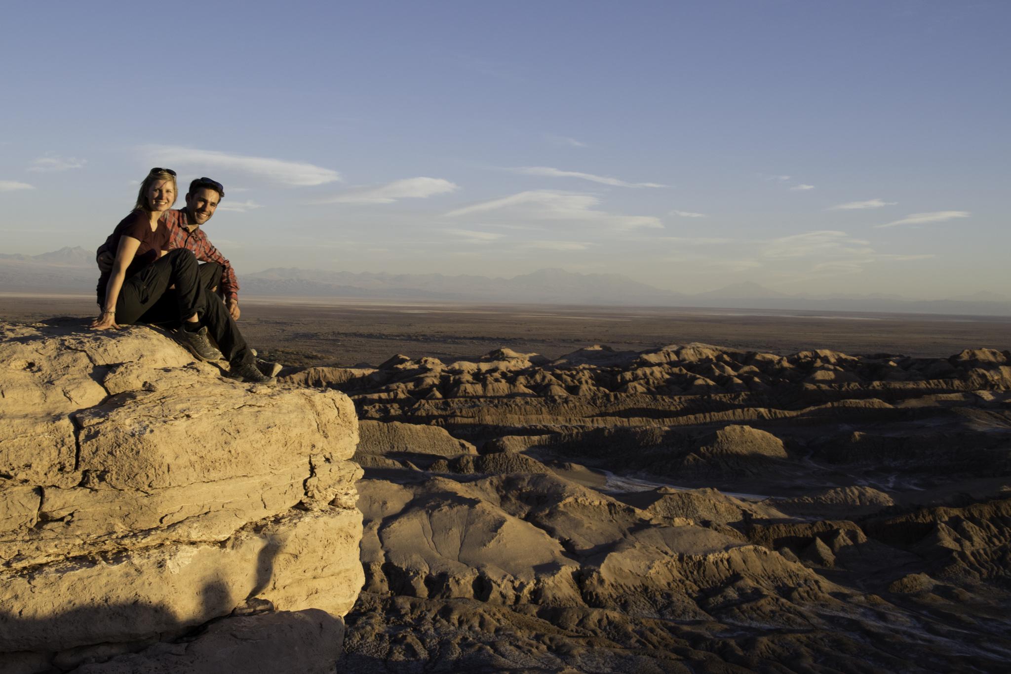 Aussicht vom Kojote-Felsen