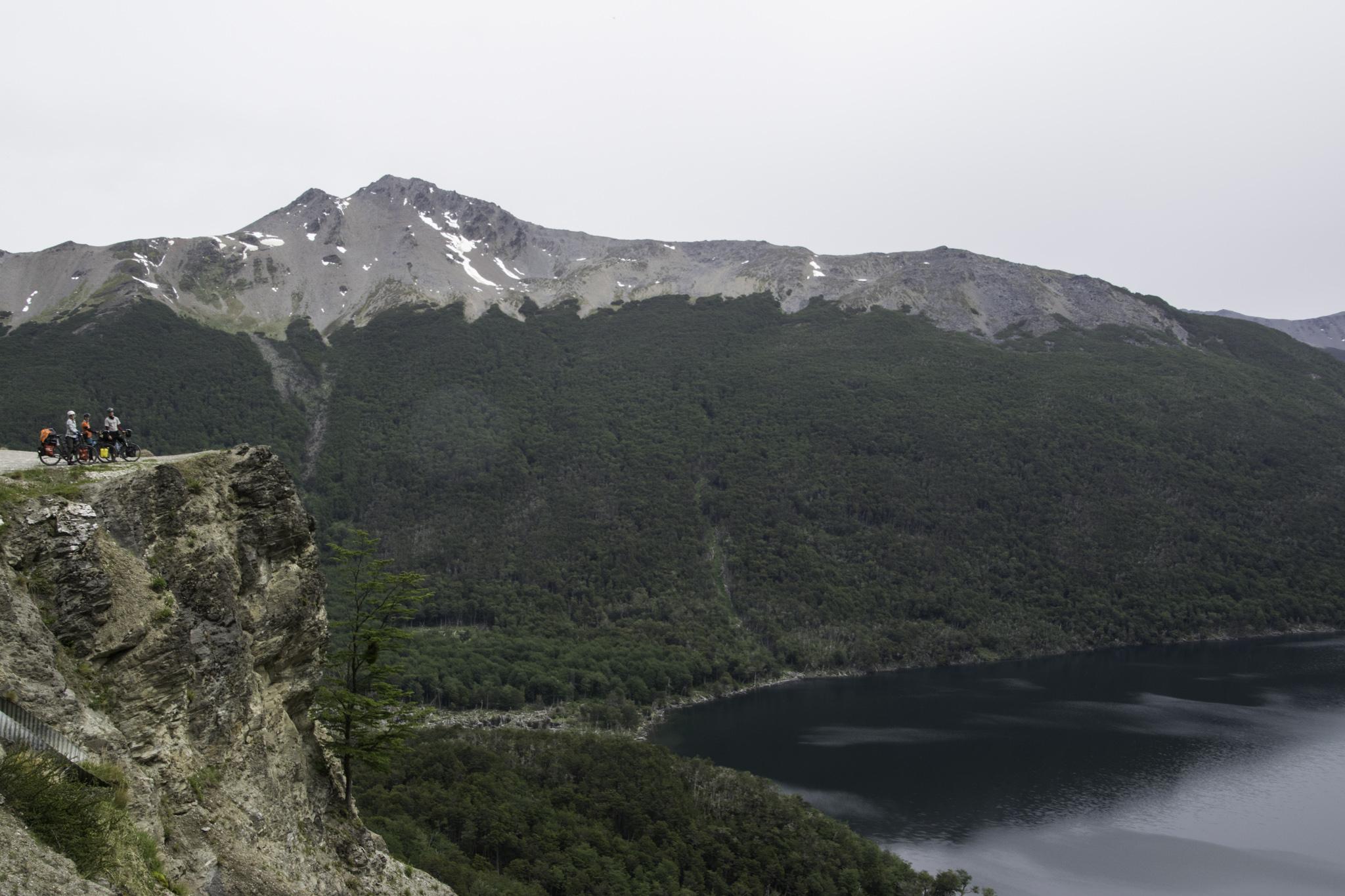 Letzter Pass in Südamerika
