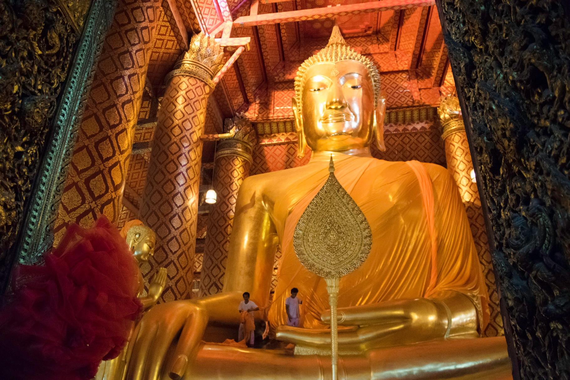 Einer der unzähligen Buddhas