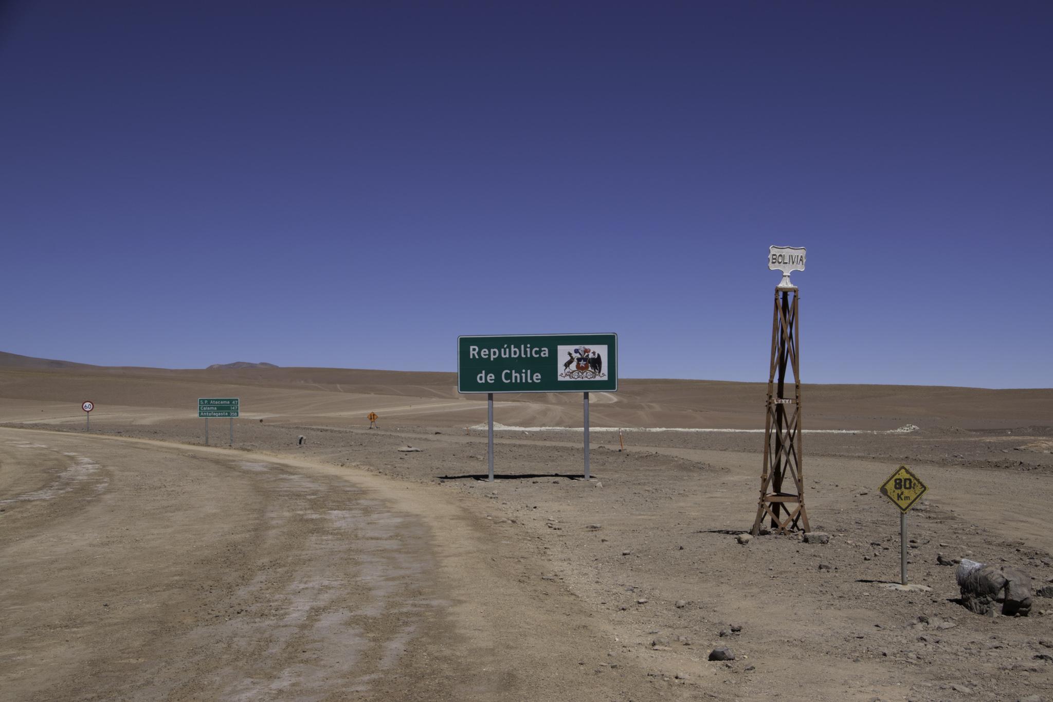 Einreise nach Chile