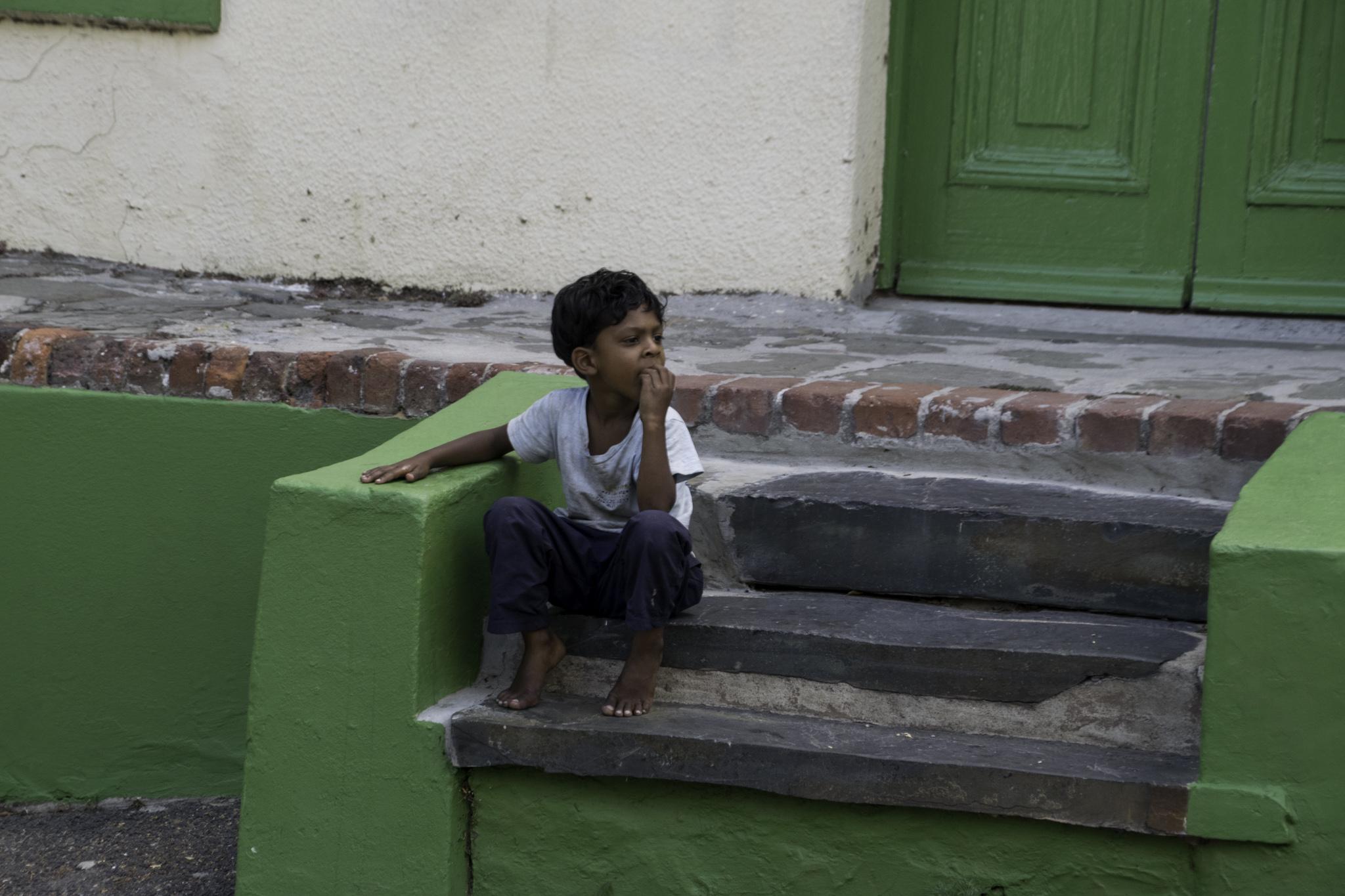 """Im muslimischen """"Bo Kaap""""-Quartier"""