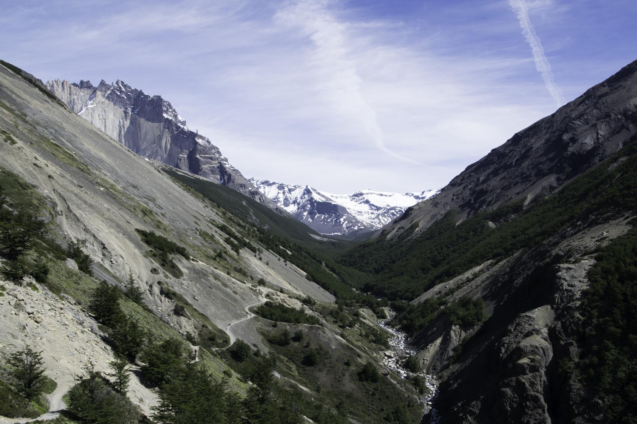 Wanderung zu den Torres (Türmen) del Paine
