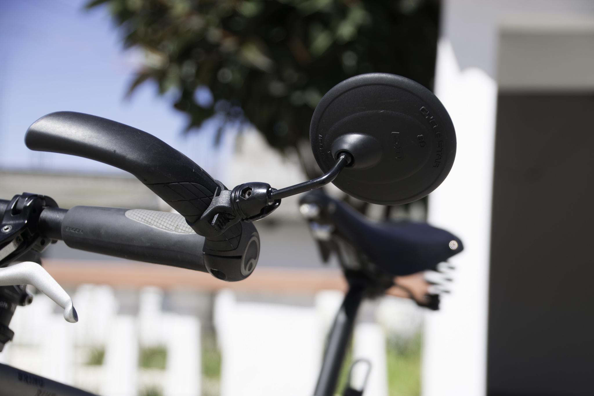 Rückspiegel: Cycle Star 80, kurz