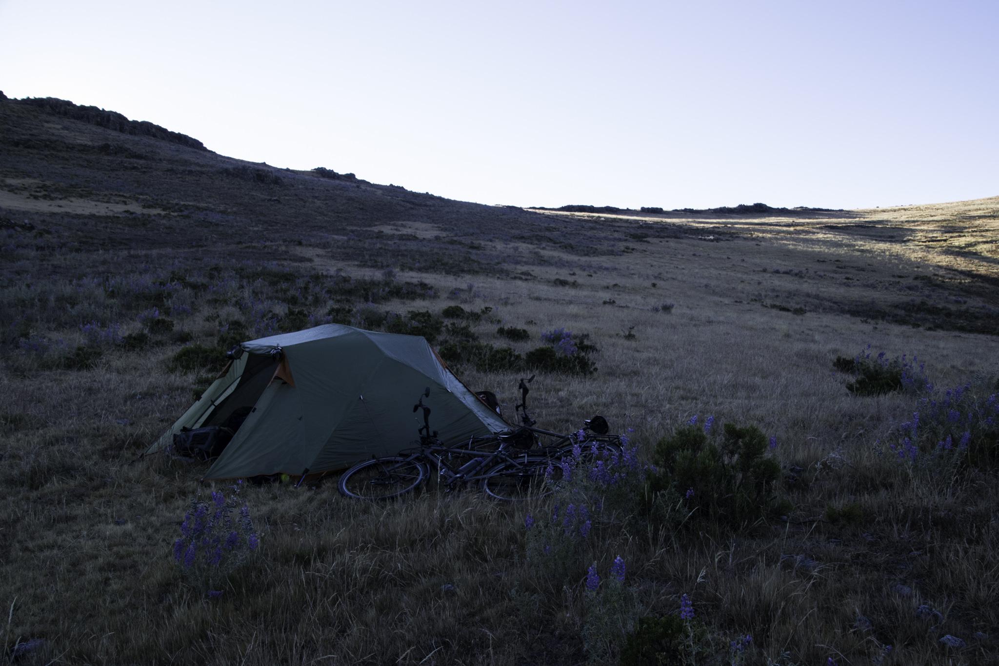 Morgenstimmung im Hochgebirge