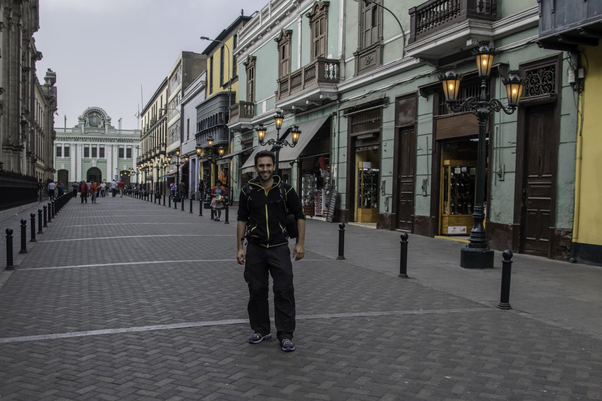 Altstadt Limas