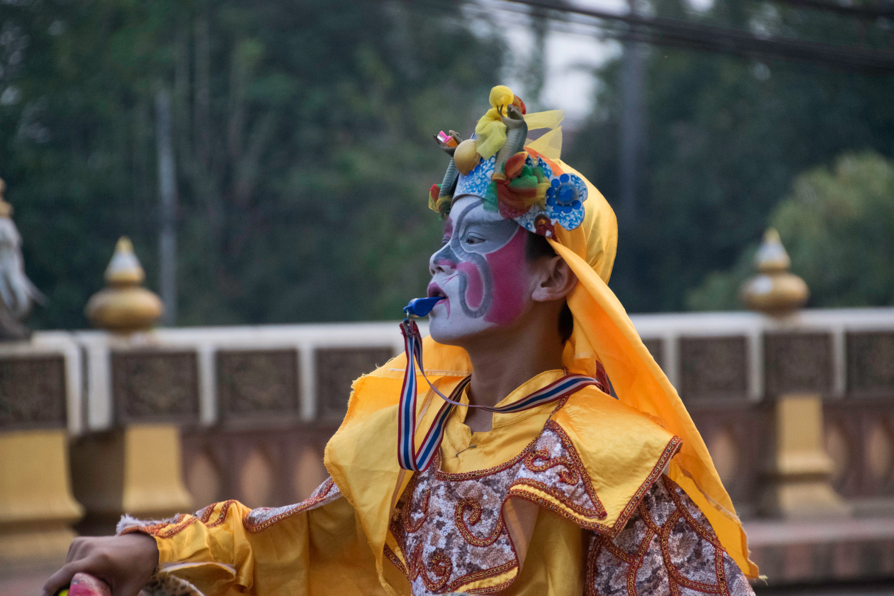 Umzug in Sukhothai