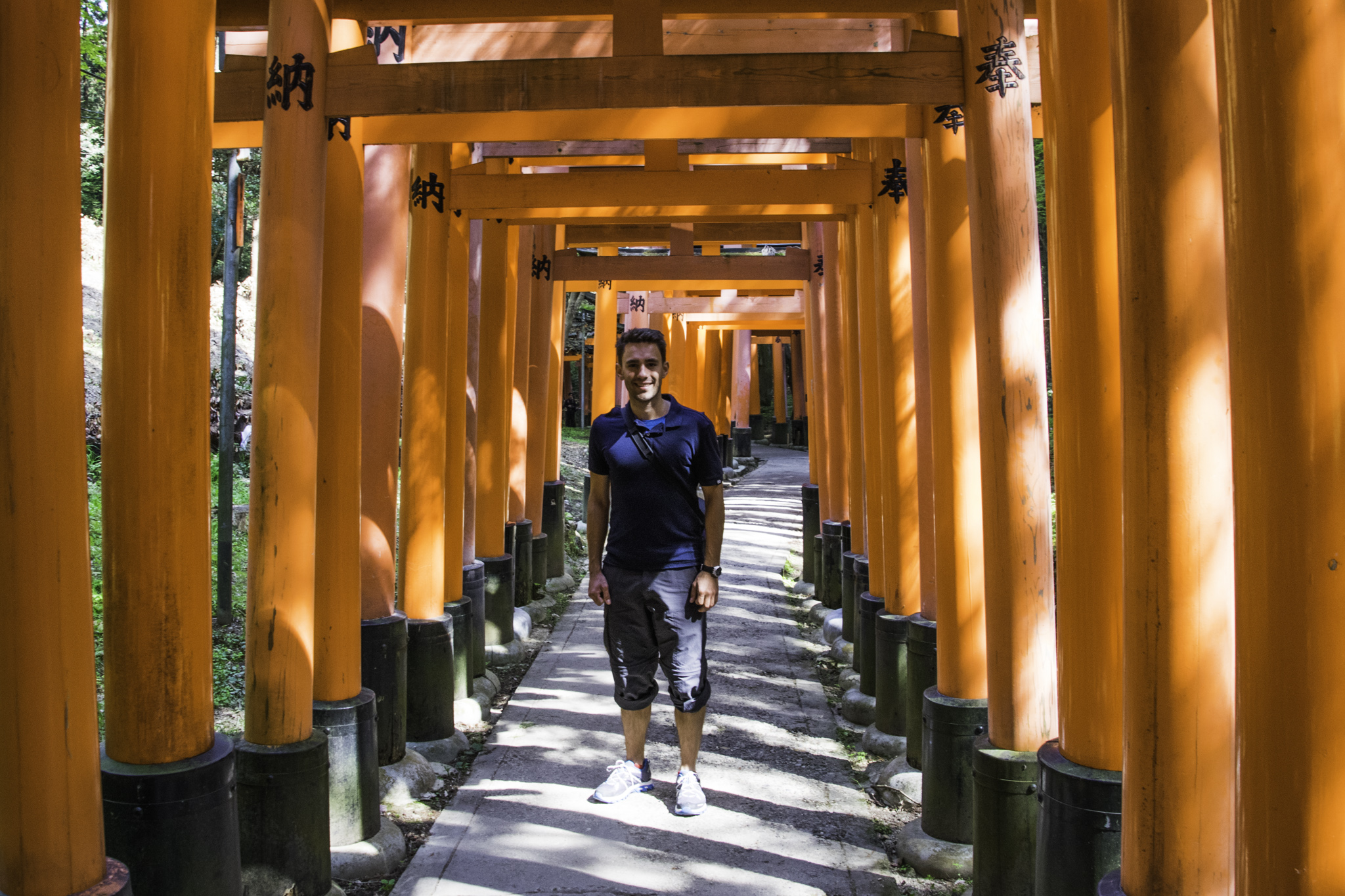 """""""Fushimi Inari-Taisha""""-Schrein"""