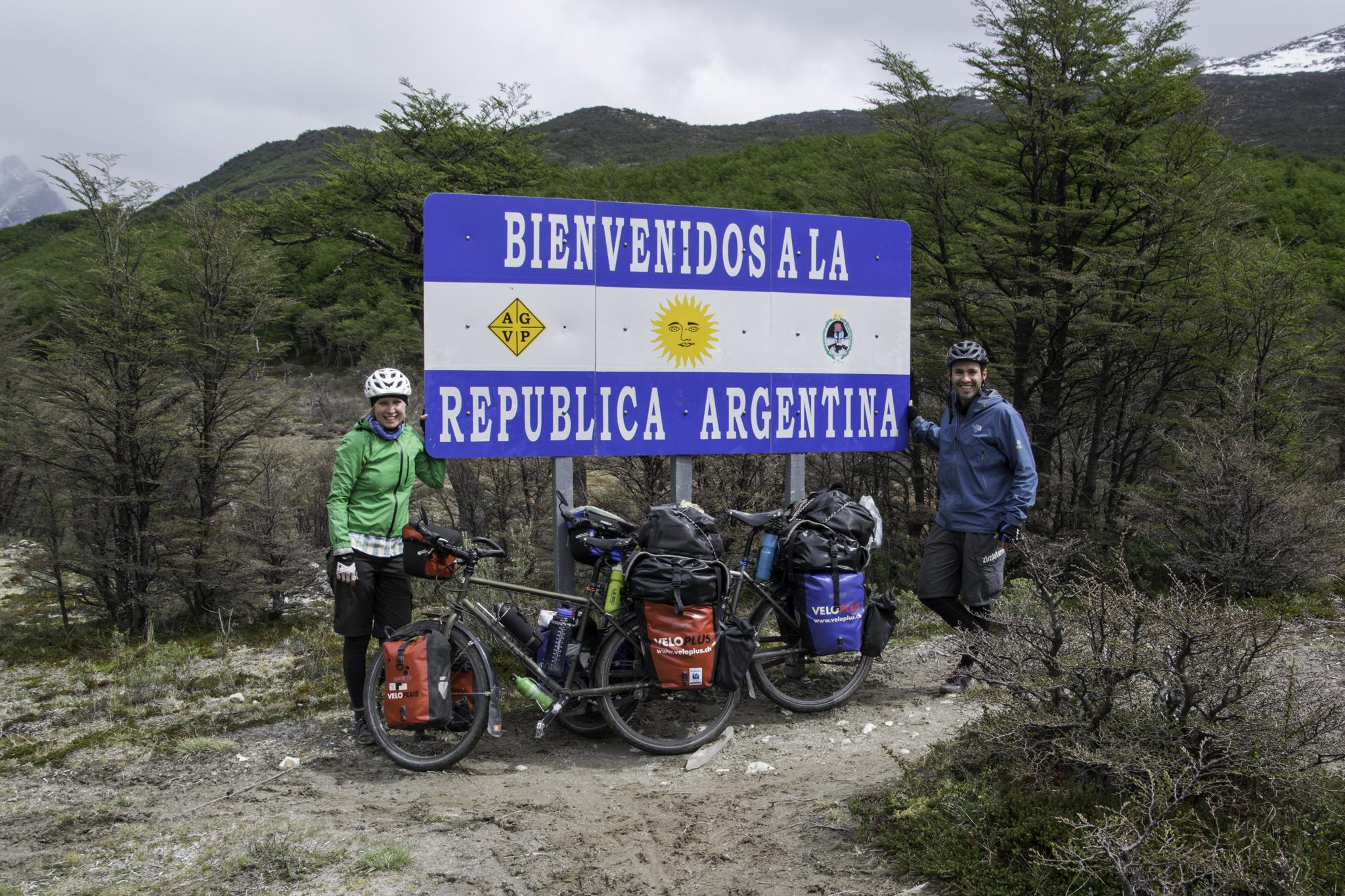 Willkommen in Argentinien