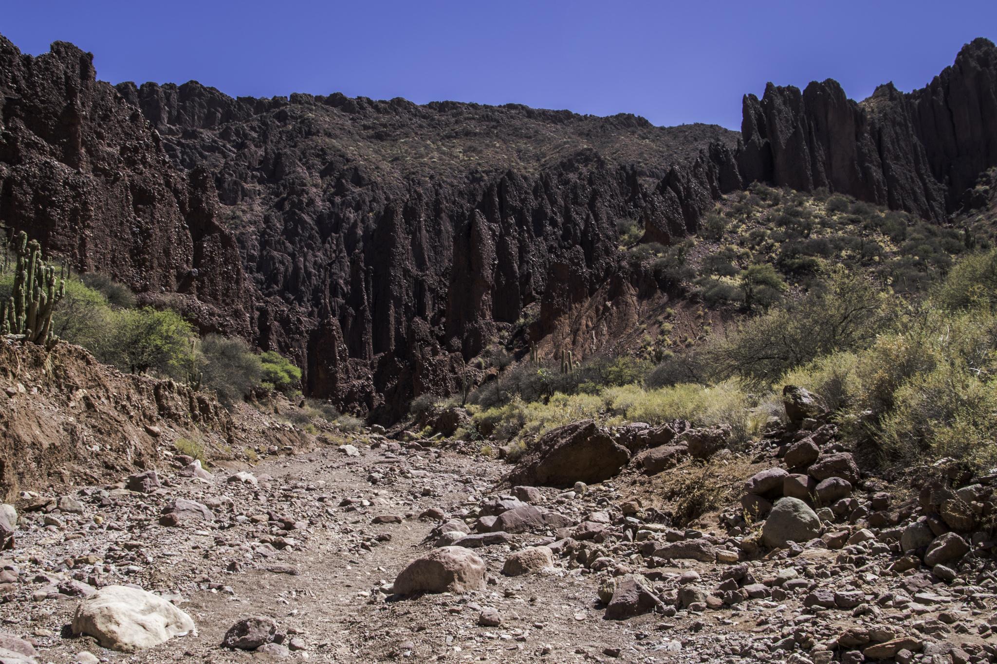 Spektakuläre Felsformationen aus Sandstein