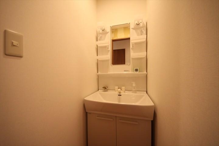 一階洗面室
