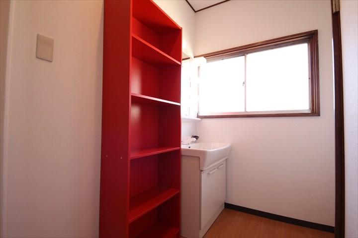 二階洗面室