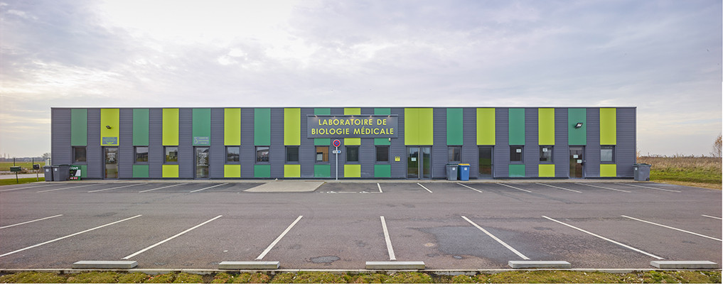 Cabinet médical de BOOS - Maîtrise d'Oeuvre : EQUATECH - PETIT QUEVILLY