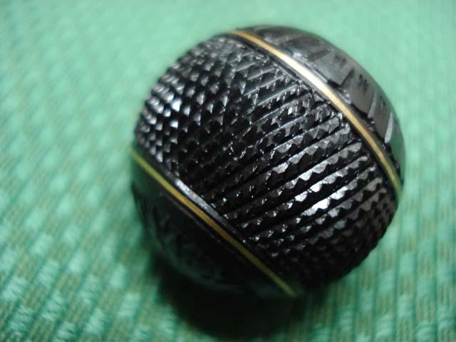 Kammergriffkugel für Blaser R8 und Blaser R93 von Sommer Exklusiv - Gravur - Gravuren - Gold