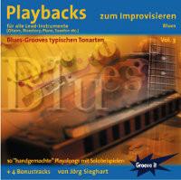 Blues-Jamtracks