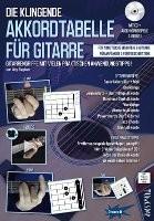Gitarrengriffe nachschlagen von Dur- und Moll-Akkorden bis zu komplexen Jazz-Harmonien (www.tunesdayrecords.de)